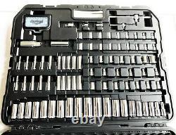 175pc Proto Blackhawk Professional Mechanics Socket Ratchet Set 6-Point BW-8175