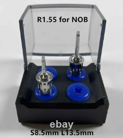 1set Dental Implant Torque Wrench Ratchet 10-70NCM 12Driver&1Wrench Kit Holder