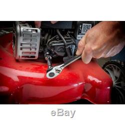 270-Piece Husky Mechanics Tool Set w Case SAE Metric Sockets Wrenches Repair Kit