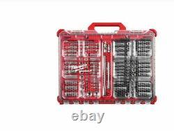 48-22-9486 1/4 & 3/8 Drive 106pc Ratchet & Socket Set with PACKOUT Low-Profile