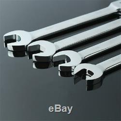 6-32mm Activities Ratchet Gears Torque Spanner Wrench Set Bike Repair Tools