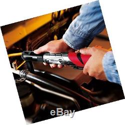 ACDelco Cordless 12V Heavy Duty 3/8 Ratchet Wrench Tool Set with 2 Li-ion Bat