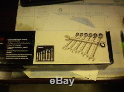 Blackhawk By Proto 7pc Jumbo Refersible Ratcheting Wrench Set Bw-1401