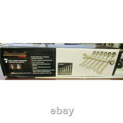 Blackhawk By Proto Bw-1401 7pc Set Large Rev Ratcheting Wrench Set Sae