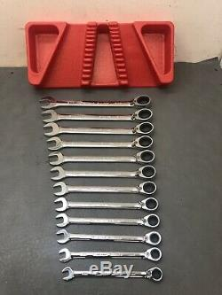 Blackhawk Proto 12 Point Reversible Ratcheting Wrench Set BW1458-BW1469 Metric