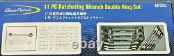 Blue Point 11Pc Ratcheting Wrench Double Ring Set as Sold by Snap on InclVAT EVA