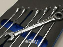 Blue Point 11pc 8-21mm Ratchet Wrench Spanner Set, Incl. VAT As sold by Snap On