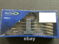 Blue Point 15° 4pc Metric Ratcheting Combination Wrench Set Sold by Snap on
