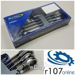 Blue Point 21-25mm Ratchet Spanner Set BOERM704, Incl. VAT. As sold by Snap On
