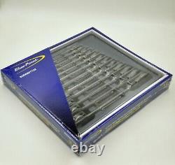 Blue Point 8-19mm Flexible-head Ratchet Spanner Set Reversible BOERM712A