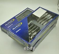 Blue Point BOERM712A 8-19mm +BOERM704 21-25mm Ratchet Spanner Sets