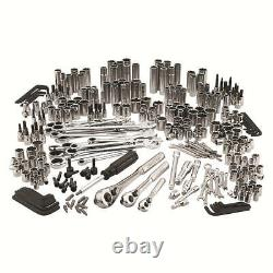 CRAFTSMAN 334 Pc. MECHANICS TOOL SET with Ratcheting Comb. Wrenches, Torx sockets