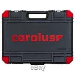 Carolus by Gedore 1/4, 3/8 & 1/2 Socket Ratchet Set 172 Pieces 5860.2172