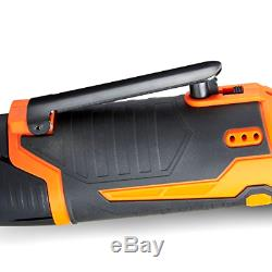 Cordless Electric Ratchet Wrench Set with 12V Lithium-Ion Battery & Charger Kit
