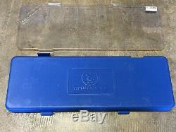 Cornwell 5 Piece Extra Long Double Box Flex Head Metric Ratcheting Wrench Set