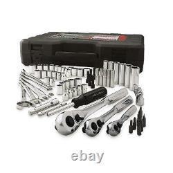 Craftsman 165 pc Mechanics Tool Set SAE & MM withCase NEW IN BOX CMMT82332