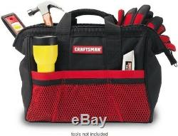 Craftsman 20 pc Ratcheting Combination Wrench Set SAE Metric 946820 with Tool Bag