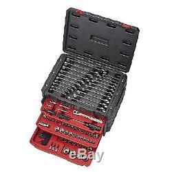 Craftsman 276pc Mechanic's Tool Set SAE Metric Socket Hex NEW Model 54449