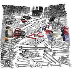 Craftsman 409 Piece Mechanics Service Tool Set