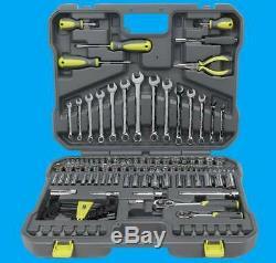 Craftsman EVOLV 200 Piece Mechanic Homeowner Complete Tool Set Kit Socket Wrench