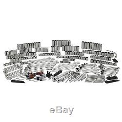 Craftsman Mechanics Tool Set 348 Piece #49348 57 wrenches 84 Tooth Ratchets