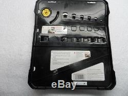 Craftsman Standard SAE Locking Head Flex Ratcheting Wrench Set Part # 42400