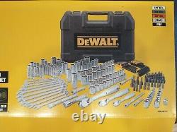 DEWALT 205 Pc Mechanics Tool Set DWMT81534 BRAND NEW