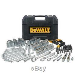 DEWALT DWMT81534 205Pc Mechanics Tool Set