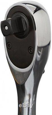 DEWALT Mechanics Tool Set 200-Piece Wrench Socket Ratchet Nuts Bits Auto Tools