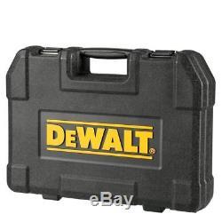 Dewalt Nut Driver Ratchet Socket Extender Wrench Mechanics Tool Set (108-Piece)