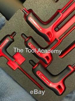 Facom Tools Foam Module 3mm 10mm Hex Allen Key Set Power Handle T-Handle
