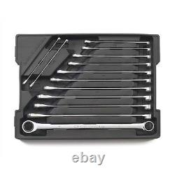 GearWrench 85999 GearBox SAE Double Box Ratcheting Master Full Wrench Set