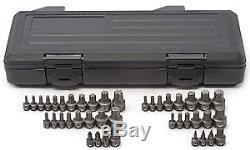 Gearwrench 41 Pc. Master Ratcheting Wrench Insert Bit Set