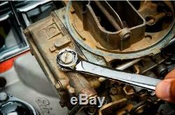 HUSKY 270-PIECE MECHANICS TOOL SET + Case SAE Metric Sockets Wrenches Ratchets
