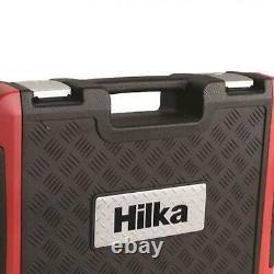 Hilka Socket Set Metric 94 Piece 1/2 1/4 Drive Ratchet Sockets Tool Kit