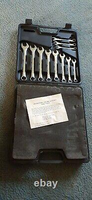 Metrinch 71 Piece Master Socket And Wrench Set 1/4 3/8 1/2 NICE