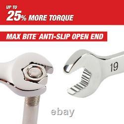Milwaukee 48-22-9515 15pc Metric Combination Wrench Set