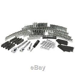 NEW Craftsman 320 Piece Mechanics Socket Tool Set Garage Auto Shop Home NO TAX
