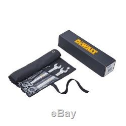 NEW DEWALT Reversible SAE Ratcheting Wrench Set (12-Piece), Made in the USA