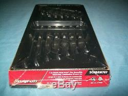 NEW Snap-on 10 thru 15 17 mm 12pt FLANK drive PLUS Ratchet Wrench Set SOXRRM707