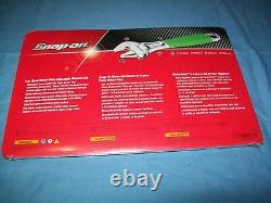 NEW Snap-on FADH704BG 4pc Flank Drive PLUS Adjustable Wrench Set 6 8 10 12