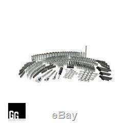 New Craftsman 450-Piece Mechanics Tool Set Socket Ratchet Hand Wrench Toolset