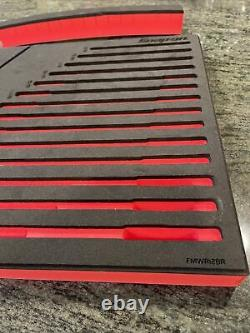 New Snap On- FMWr12BR foam Tray NO TOOLS For 3/8-1-1/4 4 Way Wrench Set
