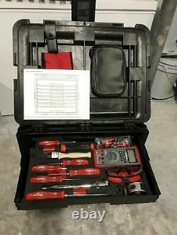 New Snap-on GMTK General Mechanic's Maintenance Military Tool Set Kit 8 Drawer