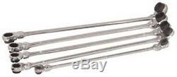 Platinum 99650 5pc. XL Ratcheting Wrench