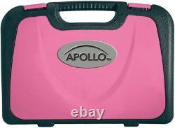 Repairs Women's Household Tool Set Pink 135 Piece Hand Tools Kit Ladies Portable