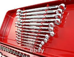 SIDCHROME 3/8 Socket & Spanners Set tools Deep Special