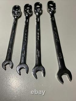 SNAP ON RATCHET SPANNERS. SOXRRM704 6MM TO 9MM Brand New