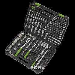 Sealey Siegen Tools 219 Pce ToolKit BARGAIN! Professional Set Sockets Ratchets