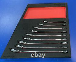 Snap-On Ratchet Wrench Set In Foam FMWR06BR